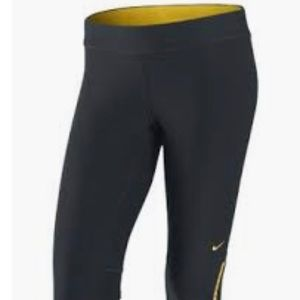 🍭 Ladies Nike Livestrong Dri-Fit Capris
